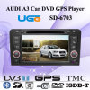 Spezieller Audi A3 Spieler des Auto-DVD GPS (SD-6703)