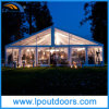 famoso Celebration Tent de 18m Clear Span Transparent