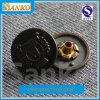 Кнопка кнопки металла черноты циновки высокого качества