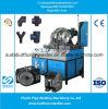 Máquina de la soldadura a tope de las instalaciones de tuberías del HDPE del taller de *90mm/315mm Sdf315