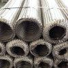 Gewölbter flexible Stahlschlauch mit Flechte