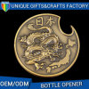 apri di bottiglia su ordinazione del drago di marchio 3D