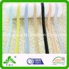 Cinta elástico hecha punto borde modificada para requisitos particulares de la puntilla del color
