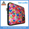 Mode Polyester Tablet Cas Laptop Sleeve Computer Bag pour l'iPad