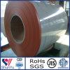 Cor Coated Aluminium/Aluminum Coil para Roofing