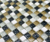Mosaico di cristallo di pietra mescolantesi di vetro (TG-SNK-004)