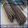 fil de tungstène droit de 0.76mm, corde de filament de tungstène, fil échoué de tungstène
