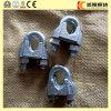 Grampos de corda maleáveis por atacado do fio da alta qualidade DIN741 de China