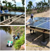 Water solare Pump per Irrigation 18.5kw Whole Set Solar Energy System