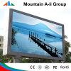 Écran polychrome de la publicité extérieure d'affichage à LED de P8