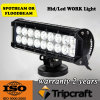 Bestseller! 54W CREE LED Truck Light Bar voor Jeep Truck Light 4X4 ATV