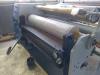 Étiquettes à grande vitesse complètement automatiques de papier thermosensible stratifiant la machine