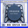 FRPのEn124標準のSMCによって形成されるマンホールカバー