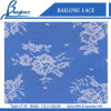 Lace di nylon Fabric per Garment del Lady (Lp128)