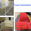 PVC Coated Crowd Control Barriers 또는 Traffic Barriers Fence/Road Barrier
