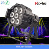 Nachtclub RGBW 7*10W 4 in-1 LED PAR Light