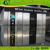 Tipo de gas R-100G-32 máquina de la fabricación de pan con la bandeja 32