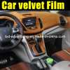 Обруч Film/Velvet Film Fabric Car бархата для Vehicle 1.35m*15m/Roll