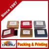 Caja de regalo de papel con aduana del OEM y en la acción (110389)