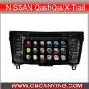 Androider Car DVD-Spieler für Nissans Qashqai/X-Trail 2014 mit GPS Bluetooth (AD-8052)