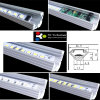 LED Aluminum Profile per il LED Furniture Bar Light