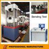 máquina de prueba universal hidráulica 1000kn para la prueba de fuerza que pela de Tensil del tornillo del tornillo en Laborotary