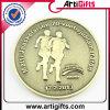 Медаль металла нестандартной конструкции с ретро