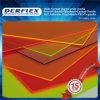Belüftung-steifes Blatt-UVdruck-Fabrik-Preis
