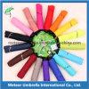 3 promocionales plegable a mini señoras estupendas del lápiz plegables el paraguas
