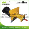 Pompe de carter de vidange verticale lourde de préparation de charbon de débit de moulin