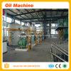 aceite de cacahuete de la máquina del refino de petróleo de cacahuete del proceso de fabricación del aceite de cacahuete 100td que hace la máquina