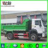 2017 디젤 엔진 유형 연료 4*2 Sinotruk-HOWO 덤프 트럭 트레일러