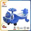 Carro do balanço do bebê do carro do brinquedo das crianças com espaldar