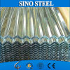 Feuille en acier ondulée de fabrication de toiture galvanisée 22 par mesures