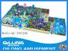 Campo de jogos interno do estilo do oceano, equipamento do campo de jogos (QL-150324A)