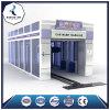 Máquina automática de lavado de coches en túnel