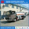 Sino 트럭 HOWO 소형 연료 탱크 트럭 3000L-5000L 작은 6개의 바퀴 기름 Refueling 트럭