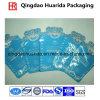 Sacchetto di superficie opaco di plastica dell'estetica del sacchetto dell'imballaggio della mascherina delle tre guarnizioni