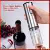 Hotsale Stainless Steel Electric Automatic Corkscrew Wine Opener avec Special Design
