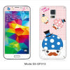 Samsung S5 I9600를 위한 Tempered Glass Cartoon Screen Protector