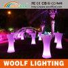 RGB 색깔 재충전용 LED 칵테일 바 테이블