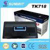 Cartucho de toner compatible de la impresora laser para Tk718