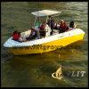 Barco de pesca de la promoción FRP de la fábrica