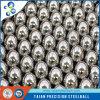 Bola de acero sólida AISI1015 1/4  6.35m m de la bola de acero de carbón