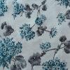 길쌈된 Polyester100% Jacquard Flower와 Stripe Design Fabric