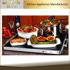 [س] [روهس] موافقة فرشاة ينهى علبيّة لوحة طعام يسخّن لوحة [إس-5001س] طعام يسخّن صينيّة