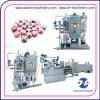 販売のための装置を作る機械装置のカラメルキャンデーを作るキャンデー