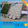 Les moulages en plastique pour font à couplage les produits concrets hexagonaux de machine à paver