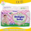 Backsheet 연약한 Breathable 특징 및 기저귀 또는 작은 접시 유형 아기 연령 집단 기저귀 처분할 수 있는 아기
