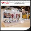 Exposition d'éclairage intérieur Salon Booth Truss Design 3X3X3m Taille En option